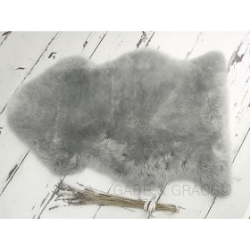 DOUBLE Luxury Lambskin Baby Rug