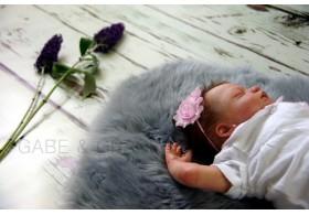 Ardesia MIDI Luxury Lambskin Baby Rug