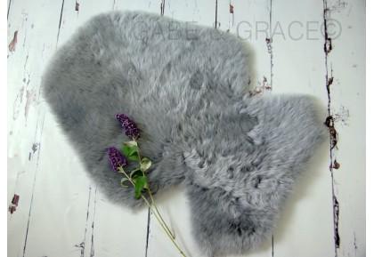 Stokke Style Platinum Grey MIDI Luxury Sheepskin Pram Lining