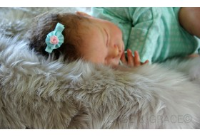 Luxury MIDI (longer wool) Sheepskin Baby Rugs