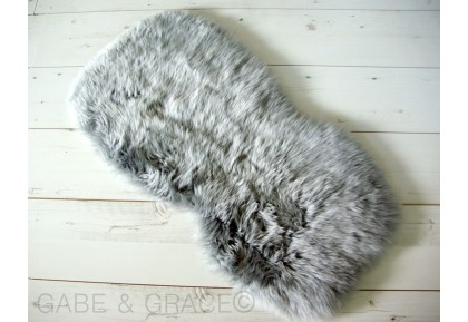 """BUGOKKE"" Style Luxury Lambskin Fur Pram Liner. See colour choices."