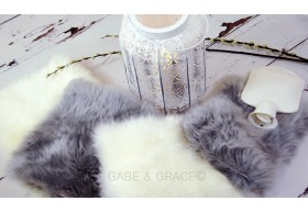 Sheepskin Hot Water Bottle Covers